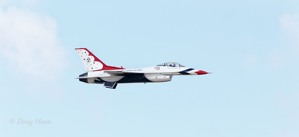 Air Force Thunderbird