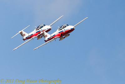 Canadian Snowbirds Flying Team