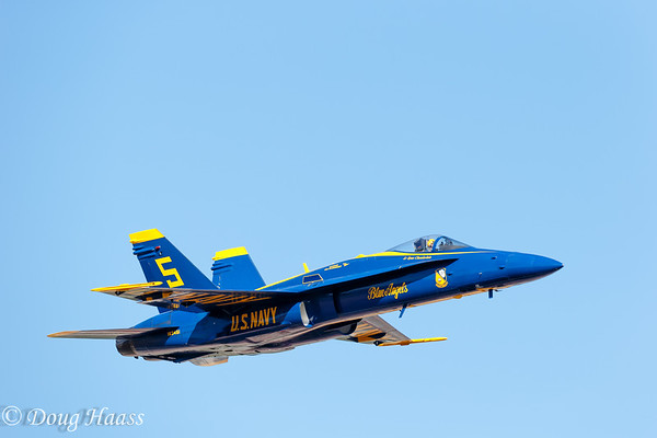 Blue Angels #5 Lt. Ryan Chambelain