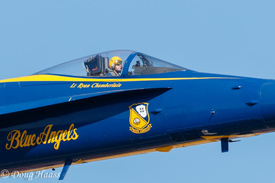 Blue Angels #5 Lt. Ryan Chamberlain