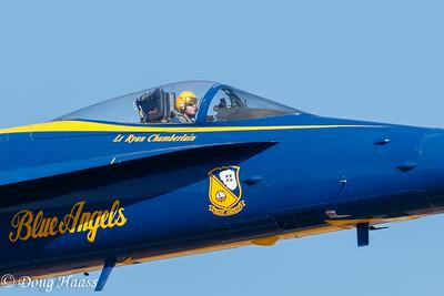 Blue Angels #5 Lt. Ryan Chamberlain
