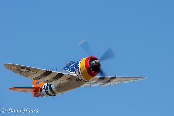 Heritage Flight - P47