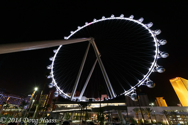 High Roller on the Linq