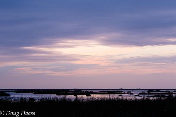 Deep Marsh - Ten minutes before sunrise 3/04/2017