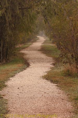 40 Acre Lake trail
