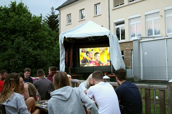 Public Viewing - Club des jeunes Schëtter