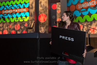 2014 Sundance Film Festival Award Ceremony