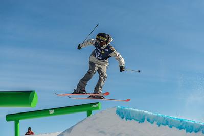 Free Skiing