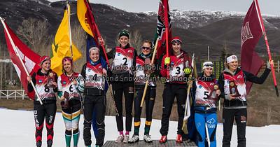 2014 NCAA Championships Skiing; Park City; Utah