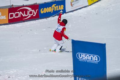 2014 US Freestyle Championships, Men's Moguls