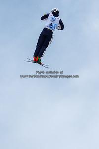 Zack Surdell  at the 2014 US Freestyle Ski Championships, Deer Valley Resort, Park City UT  (3/28/2014)