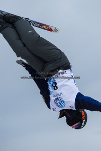 Alec Carignan  at the 2014 US Freestyle Ski Championships, Deer Valley Resort, Park City UT  (3/28/2014)