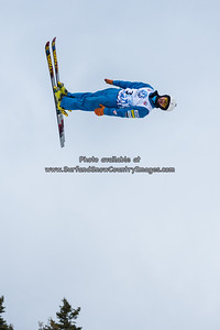 Mike Rossi at the 2014 US Freestyle Ski Championships, Deer Valley Resort, Park City UT  (3/28/2014)