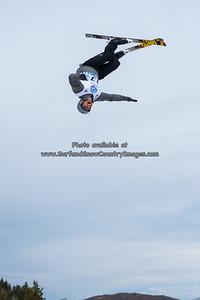 Derek Kvedar  at the 2014 US Freestyle Ski Championships, Deer Valley Resort, Park City UT  (3/28/2014)