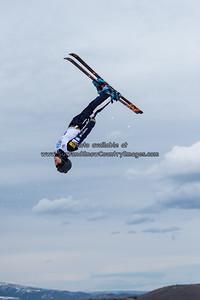 /  at the 2014 US Freestyle Ski Championships, Deer Valley Resort, Park City UT  (3/28/2014)