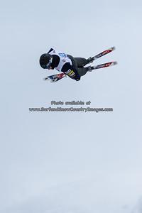 Alec Carignan at the 2014 US Freestyle Ski Championships, Deer Valley Resort, Park City UT  (3/28/2014)