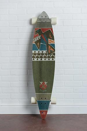 $99 Piece Pipe Longboard-new