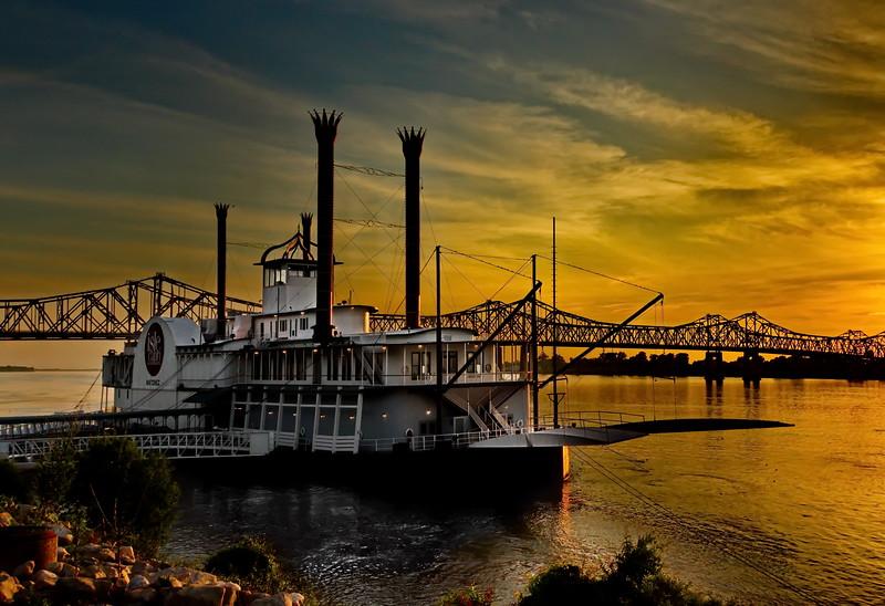 Mississippi, Mississippi River, Natchez