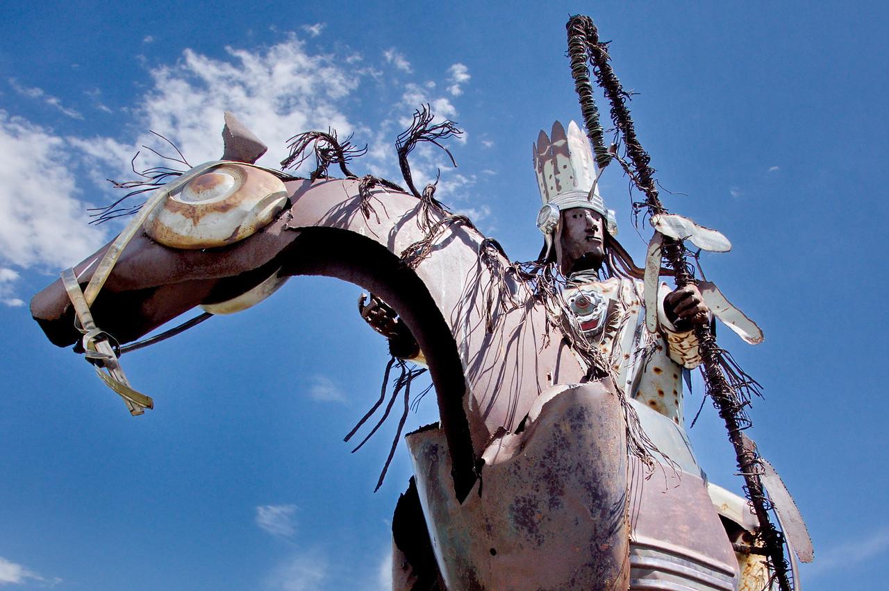 Blackfeet Metal Warriors