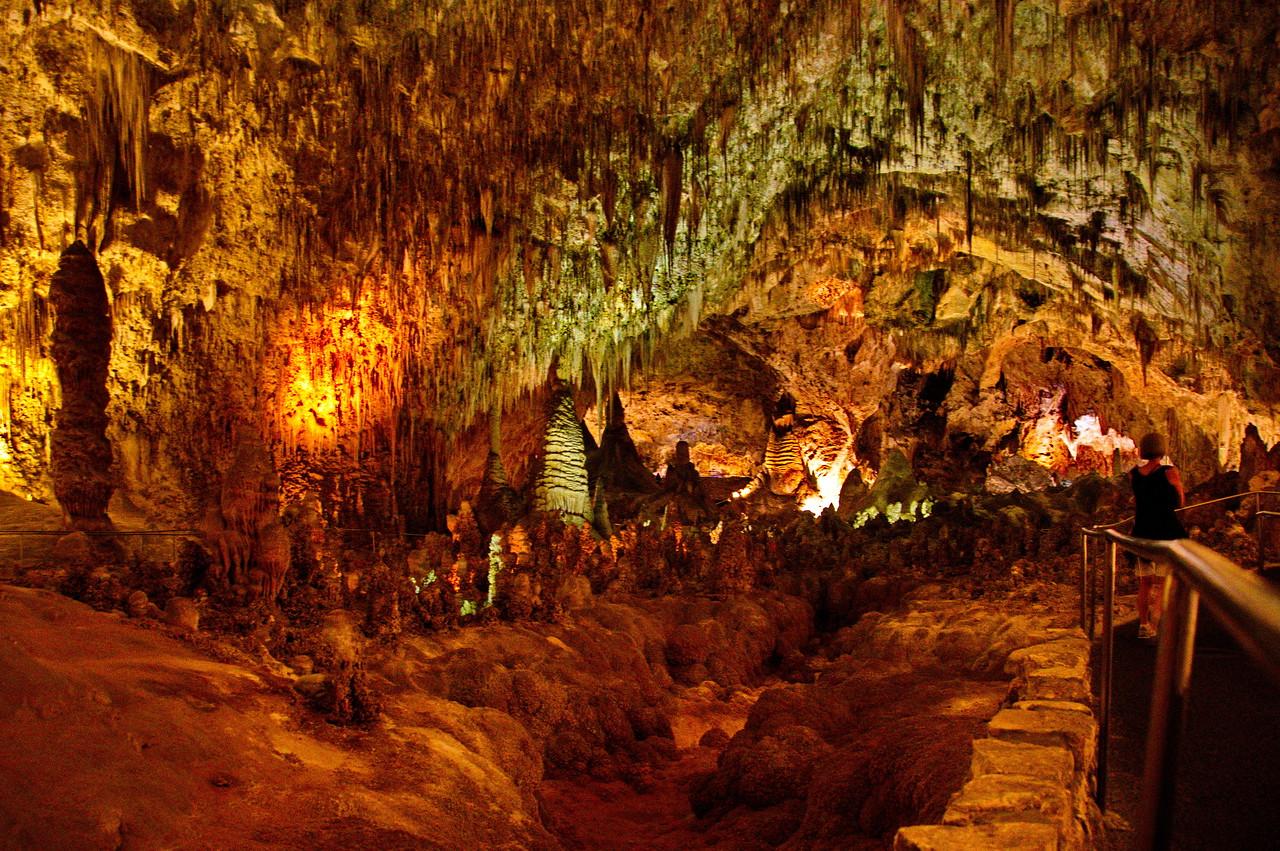 Carlsbad, Carlsbad Caverns, Carlsbad Caverns National Park, New Mexico