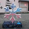 Snowflake Name <br /> <br /> Ice Cubed <br /> <br /> Designed by <br /> <br /> Elliott Harrison