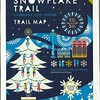 Snowflake Trail book <br /> <br /> New to Smugmug?? <br /> <br /> To read the print clearly / make picture bigger : <br /> <br /> Best way to read it if you new to Smugmug<br /> <br /> Put your mouse pointer over centre of pic and double click which blows it up. <br /> <br /> Then in the Bottom RIGHT hand corner there is a RESIZE BUTTON so select size you want. <br /> <br /> To cancel and come back just click the big X in top right hand