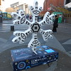 Snowflake Name: <br /> <br /> Eye Eye <br /> <br /> Designed by <br /> <br /> Holly Langley