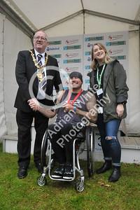 Admiral Swansea Bay 10k Race... winner 10k wheelchair BYLINE www.adrianwhitephotography.co.uk