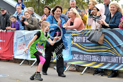 Admiral Swansea Bay 10k Race... Action from the 1K races  BYLINE www.adrianwhitephotography.co.uk