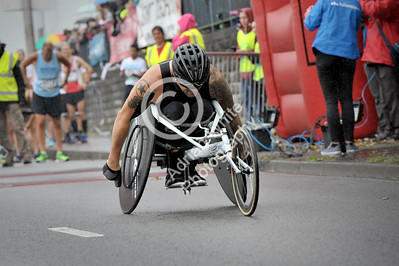 Admiral Swansea Bay 10k Race... Action from the 10K wheelchair race BYLINE www.adrianwhitephotography.co.uk