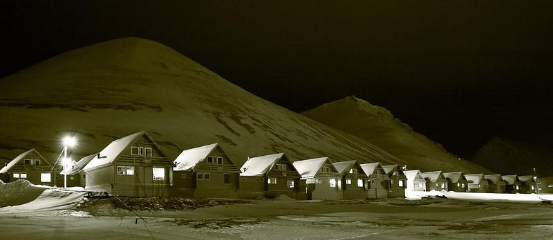 Longyearbyen Spitsbergen