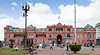 The Casa Rosada (Pink House), the presidential palace of Argentina, located in central Buenos Aires