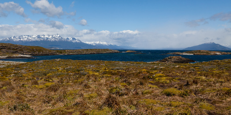 Beagle Canal, Tierra del Fuego, Patagonia