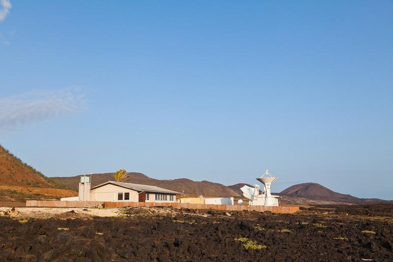 ESA tracking station