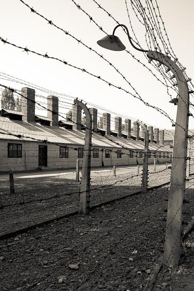 Auschwitz 1 kitchen