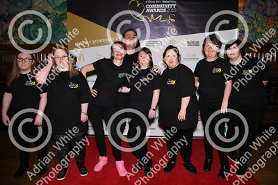 Community Awards 2019,  Brangwyn Hall, Swansea   Copyright © 2019 by Adrian White  Photography, all rights reserved. For permission to publish - contact me via www.adrianwhitephotography.co.uk Please respect copyright laws.