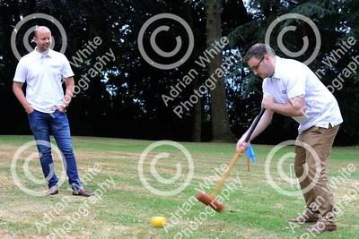 Estate Capital Croquet Day Lord Mayor's Mansion House Swansea    Copyright © 2018 by Adrian White  Photography, all rights reserved. For permission to publish - contact me via www.adrianwhitephotography.co.uk Please respect copyright laws.