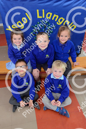 FDAS First Day at School.. Carmarthen/WEST  Llangain Primary School.  Copyright © 2018 by Adrian White  Photography, all rights reserved. For permission to publish - contact me via www.adrianwhitephotography.co.uk Please respect copyright laws.