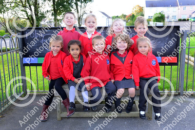 FDAS First Day at School.. Carmarthen/WEST  Bancyfelin Primary School.  Copyright © 2018 by Adrian White  Photography, all rights reserved. For permission to publish - contact me via www.adrianwhitephotography.co.uk Please respect copyright laws.