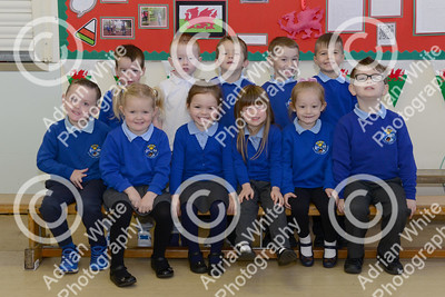 FIRST DAY AT SCHOOL 2018  Rhos Primary Reception Class  BYLINE - photos available at click4prints.com  Copyright © 2018 by Adrian White  Photography, all rights reserved. For permission to publish - contact me via www.adrianwhitephotography.co.uk Please respect copyright laws.