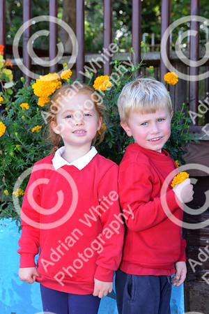 FIRST DAY AT SCHOOL 2018  Cilla Primary Reception Class    BYLINE - photos available at click4prints.com  Copyright © 2018 by Adrian White  Photography, all rights reserved. For permission to publish - contact me via www.adrianwhitephotography.co.uk Please respect copyright laws.