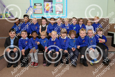 FIRST DAY AT SCHOOL 2018  Cadle Primary Reception Class  (Mrs Guensey)  BYLINE - photos available at click4prints.com  Copyright © 2018 by Adrian White  Photography, all rights reserved. For permission to publish - contact me via www.adrianwhitephotography.co.uk Please respect copyright laws.
