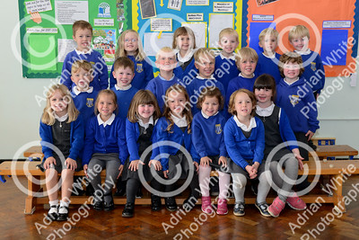 FIRST DAY AT SCHOOL 2018  Dunvant Primary Reception Rhino Class    BYLINE - photos available at click4prints.com  Copyright © 2018 by Adrian White  Photography, all rights reserved. For permission to publish - contact me via www.adrianwhitephotography.co.uk Please respect copyright laws.