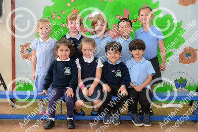 FIRST DAY AT SCHOOL 2018  Whitestone Primary Reception Class    BYLINE - photos available at click4prints.com  Copyright © 2018 by Adrian White  Photography, all rights reserved. For permission to publish - contact me via www.adrianwhitephotography.co.uk Please respect copyright laws.