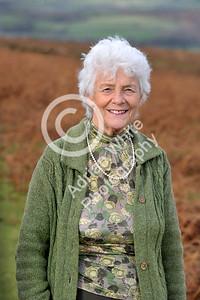 Gower Living...  Hilldagard Roberts on Cefn Bryn