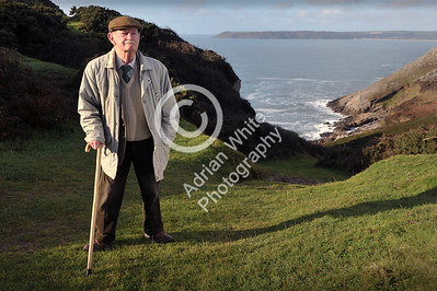 Gower Living... John Jacobs above the bay in Southgate, South Gower