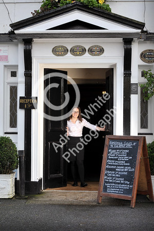 Gower Living...  Saskia Beynon is a Receptionist at the King Arthur Hotel