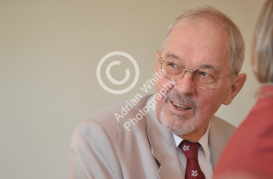 SWANSEA / Copyright Adrian White Sunday 23rd October 2016 Gower Society 60th Anniversary Lunch at the King Arthur Hotel, Reynoldston... Peter Padley BYLINE - www.click4prints.com