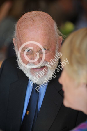 SWANSEA / Copyright Adrian White Sunday 23rd October 2016 Gower Society 60th Anniversary Lunch at the King Arthur Hotel, Reynoldston... Edward Harros DL BYLINE - www.click4prints.com