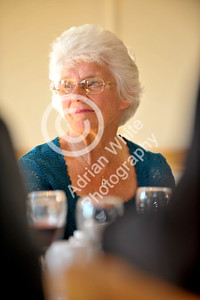 SWANSEA / Copyright Adrian White Sunday 23rd October 2016 Gower Society 60th Anniversary Lunch at the King Arthur Hotel, Reynoldston... Hildergarde Roberts BYLINE - www.click4prints.com